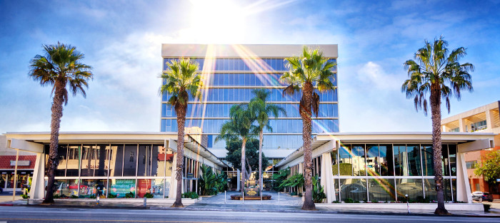 SGI Plaza, Santa Monica, California